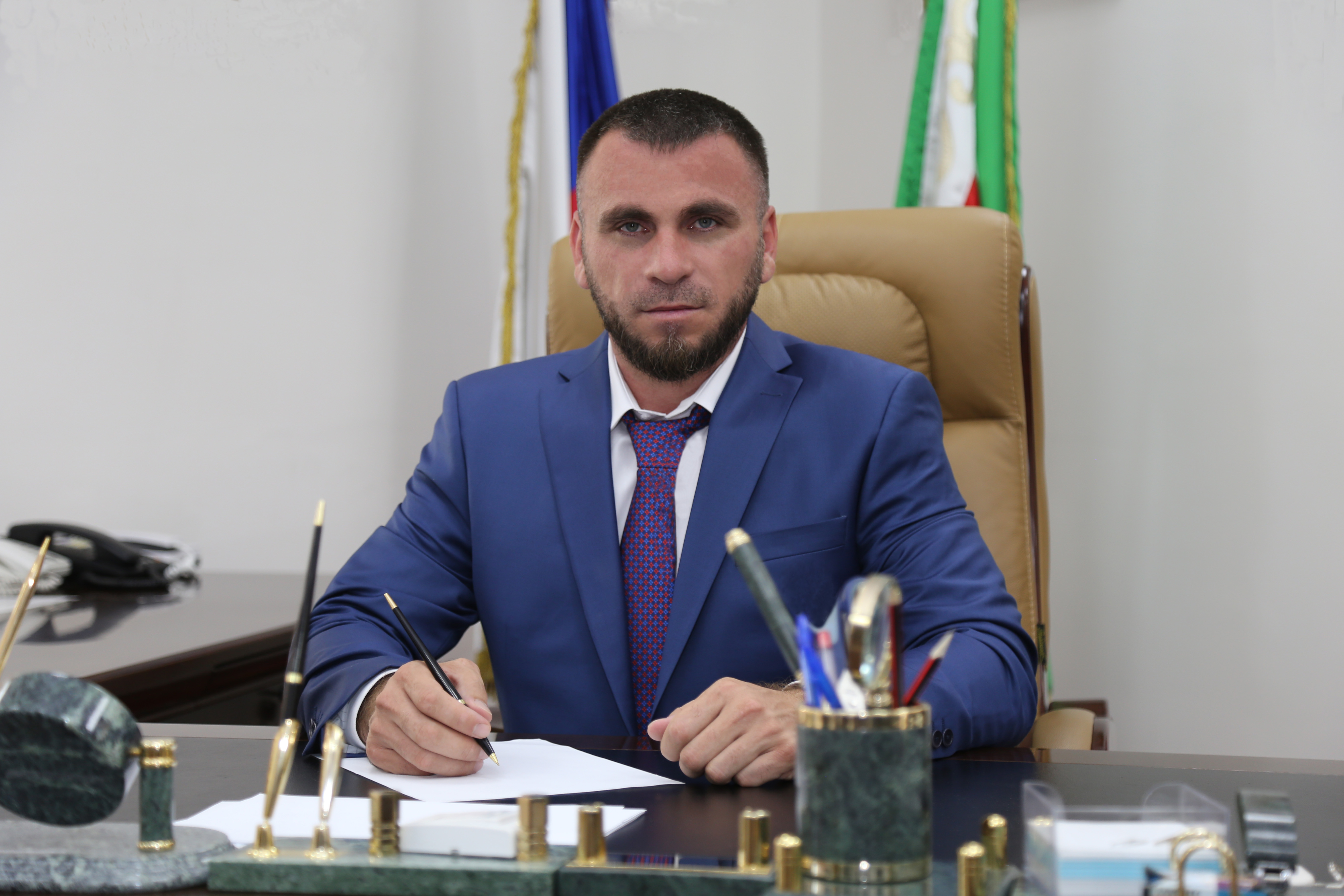 Саидов Али Абубакарович – мэр Шалинского городского поселения